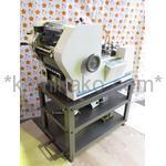 カードオフセット印刷機 プレクスターSR-010 自動給排版式 シナノケンシ(丸紅マシナリー)製 美品☆名刺やはがき等の印刷に♪